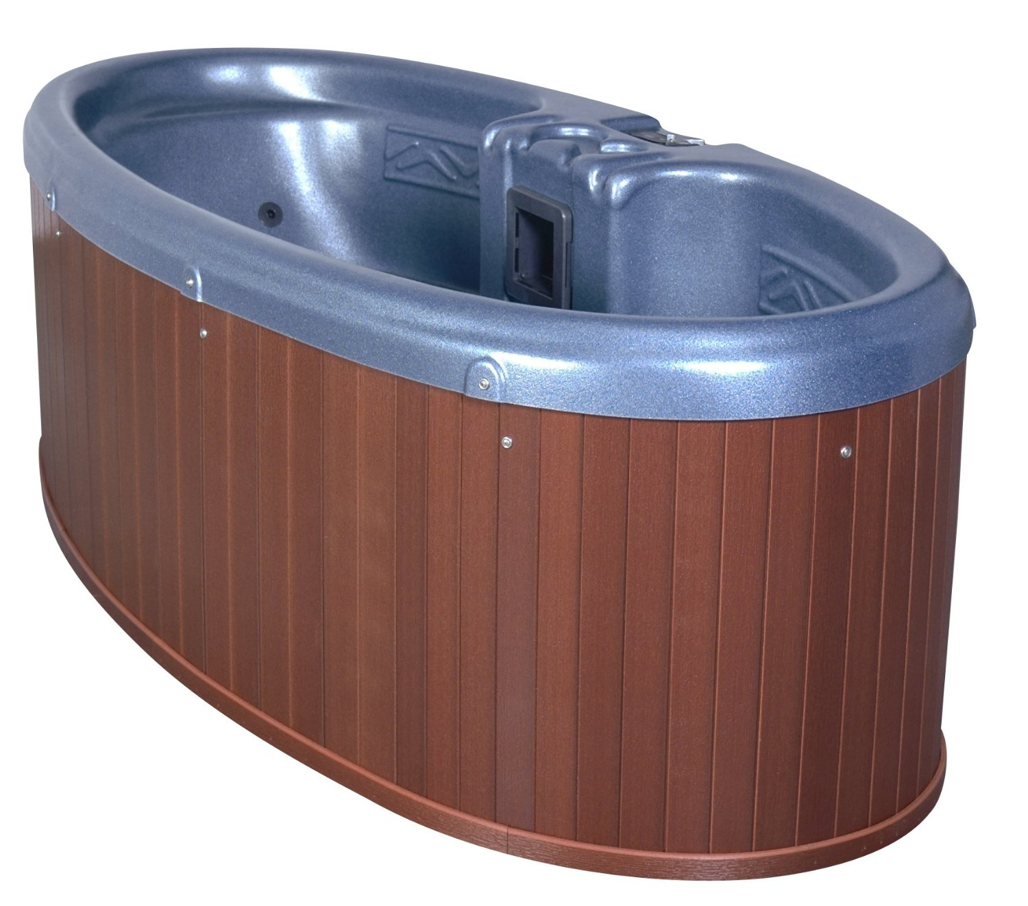 qca spas model 0 gemini plug and play hot tub 92 by 42 by. Black Bedroom Furniture Sets. Home Design Ideas
