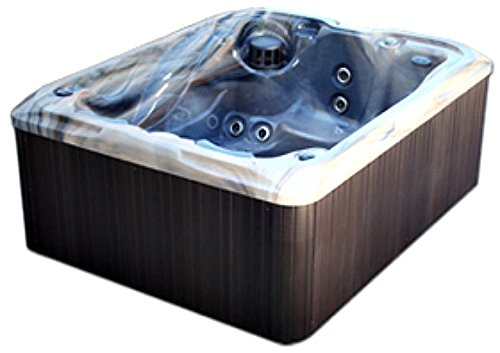 3 Person Spa Hot Tub Signature Brand With 2 Hp Pump And 25