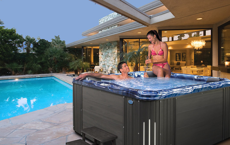 Home And Garden Portable Spas 6 Person With 81 Jets