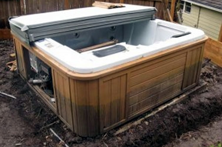 Decontaminating Problem Hot Tubs and Pools
