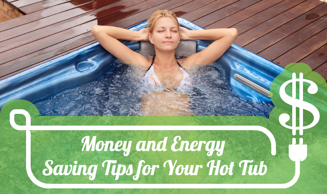 Energy Conservation for Hot Tubs Portable, Soft Side Hot Tubs or an In-ground Hot Tub