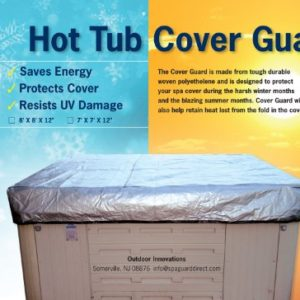 Hot Tub Cover Cap 7×7