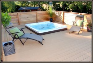 MAKING YOUR OWN BASIC SUNKEN HOT TUB SPA