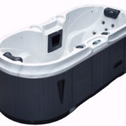 The Bliss Spa | Two Person Indoor and outdoor Portable Hot Tub
