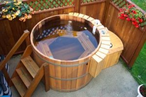 Wooden Hot Tub Project