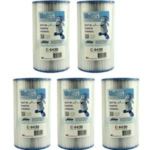 5) Guardian Pool Spa Filters Replace: Unicel C-6430 Hot Springs Watkins 31489 Cartridges PKW30