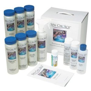 Blue Wave Spa Choice Standard Chlorine Kit