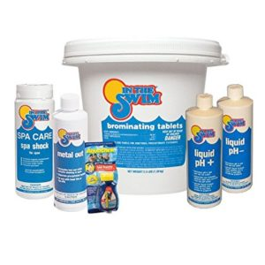 In The Swim Bromine Spa Start Up Chemical Kit