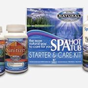 Waters Choice Spa Start Up and Water Maintenance Kit 3 Month Supply