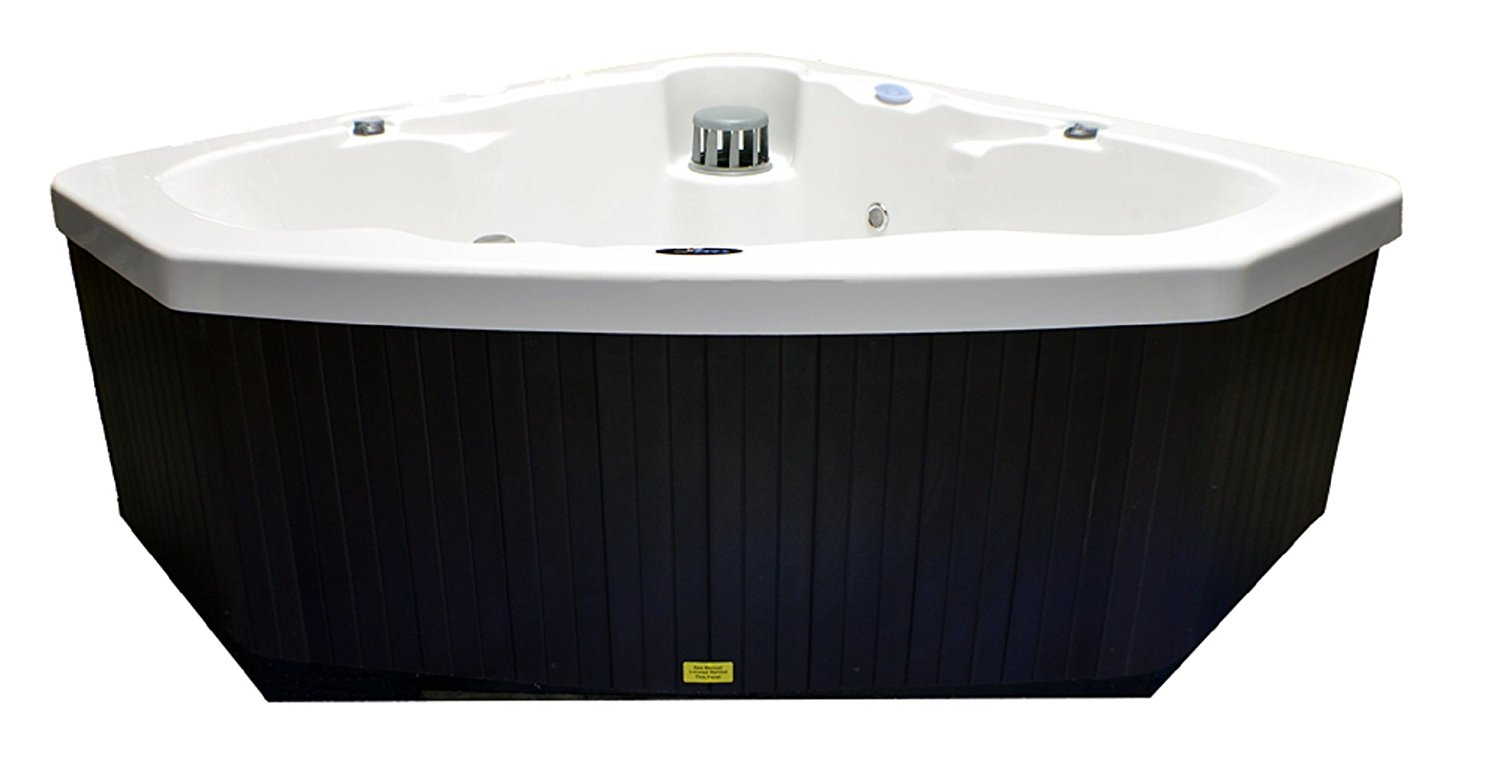Home And Garden Spas 3 Person 14 Jet Corner Plug Play