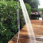 Outdoor Shower For Your Pool Hot Tub or Camping