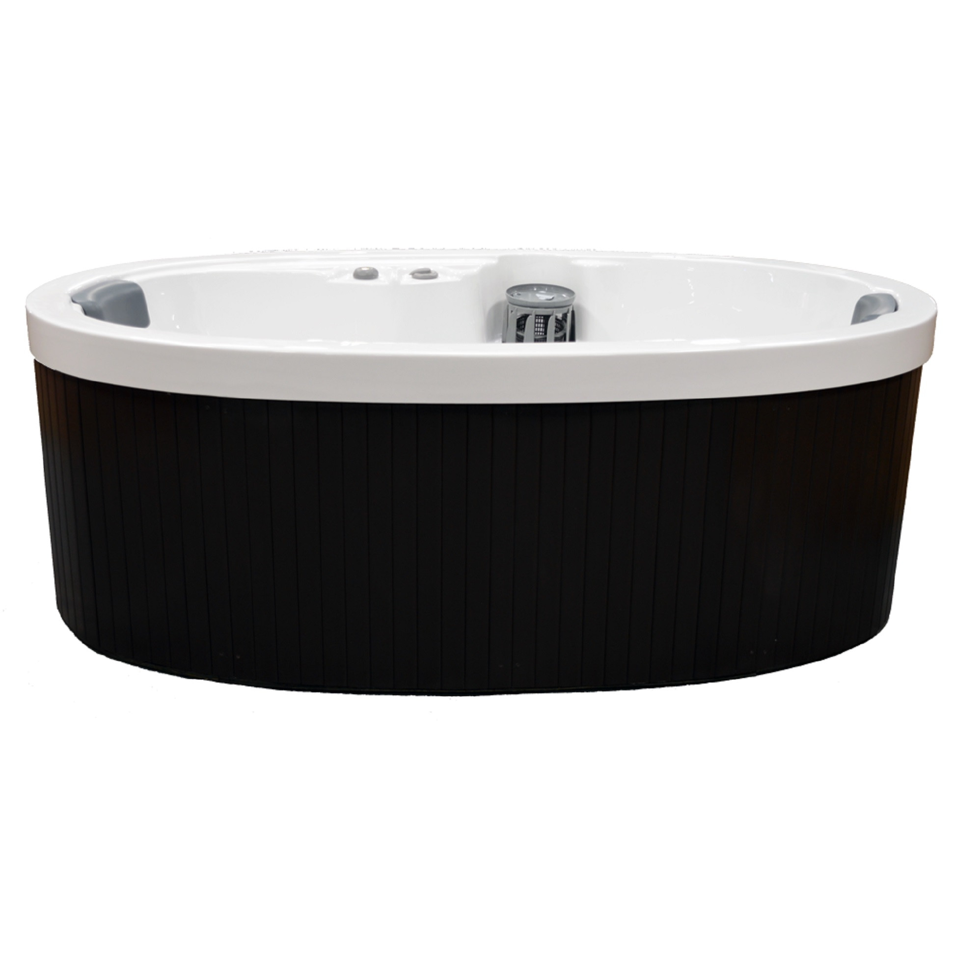 Plugin And Play 2 Person 13 Jet Oval Portable Hot Tubs And