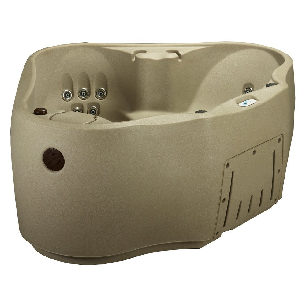 2 Person Portable Jet Spa Hot Tub One of the best Hot tub For Couples