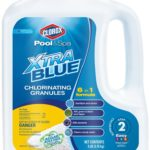 Clorox Pool Spa 23006CLXCA Xtra Blue Chlorinating Granules