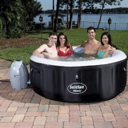 Top Rated Low Price Inflatable SaluSpa Miami Hot Tub