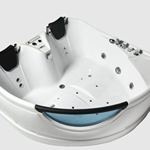 ARIEL BT-150150 Whirlpool Bathtub with Hydro Massage