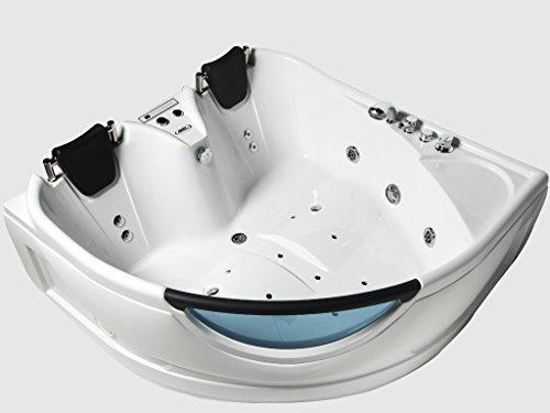 Ariel Bt 150150 Whirlpool Bathtub With Hydro Massage