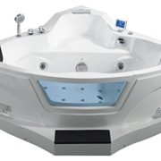 Ariel BT-084-2017 Whirlpool Bathtub