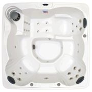 6 Person 32 Jet Spa with Stainless Jets and Ozone Included