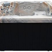 Family Size 6 Person Outdoor Spa with 51 Stainless Jets