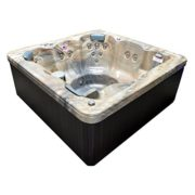 6 Person 30 Jet Spa with Perimeter LED Lighting