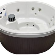 5 Person 14 Jet Spa with Stainless Jets and 110V GFCI Cord Included