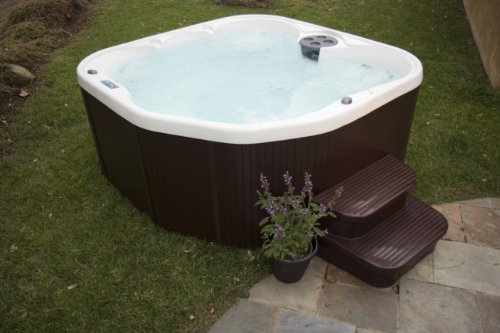 Lifesmart 5 Person Rock Solid Plug And Play Spa With 19