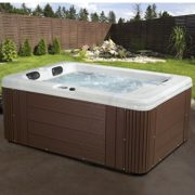 Essential SS244247003 Devotion – 24 Jet Hot Tub, Espresso